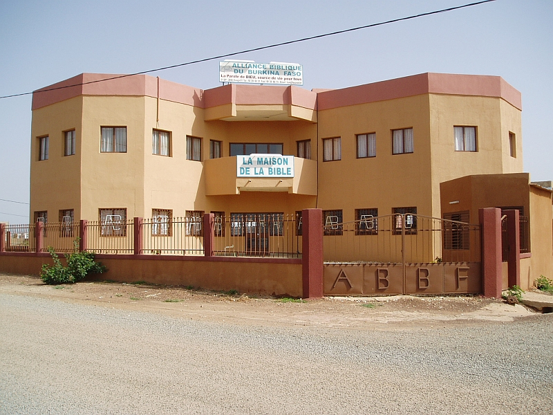 Burkina Bible Society Headquarters